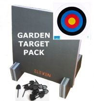 Eleven Start 60x60x7cm Leisure Target With Feet